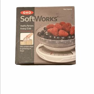 OXO Soft Works Healthy Portions Scale